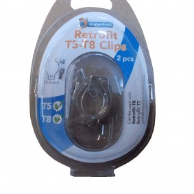 Superfish Halteklammern für RETROLED 2 Stück