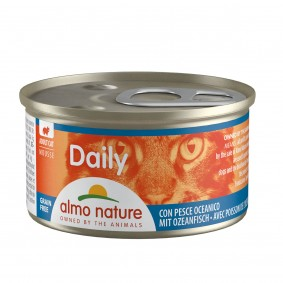 Almo Nature PFC Daily Menu Cat Mousse mit Ozeanfisch