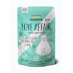 Hardys Love Affair Kalb & Pute