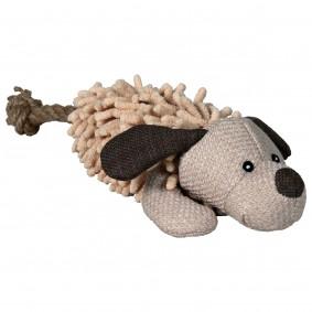Trixie Hund aus Plüsch mit Tau 30cm