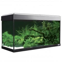 Fluval Aquarium Roma 125 mit Dekorstreifen