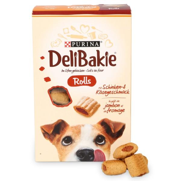 DeliBakie Rolls Hundekekse