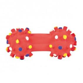 Trixie Mini Hantel Latex Hunde Spielzeug