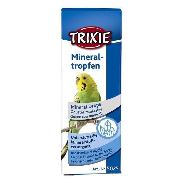 Trixie Mineral-Tropfen für Vögel 15 ml