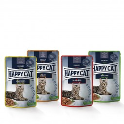 Happy Cat Mischtray 2 Pouches