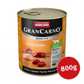 Animonda Nassfutter Grancarno Sensitiv Reines Huhn
