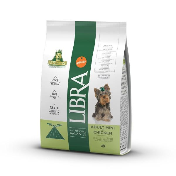 Libra Hundefutter Mini - 3kg