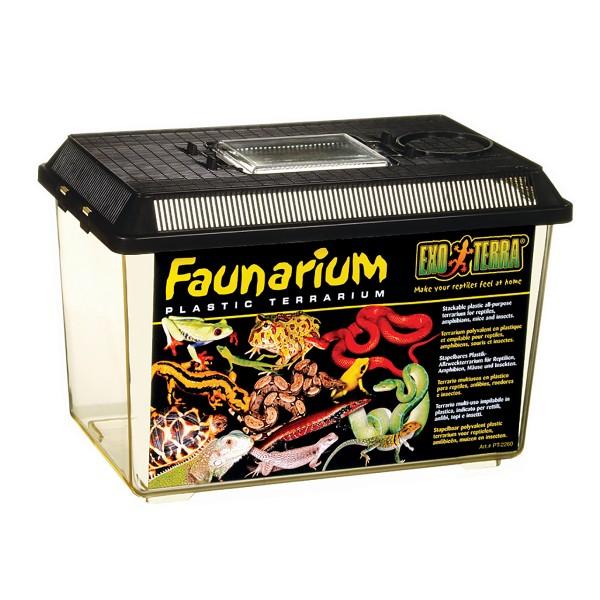 Exo Terra Faunarium 300x195x205 mm - medium (M)