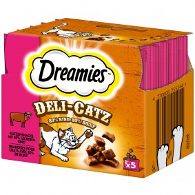 Dreamies Deli-Catz Rind