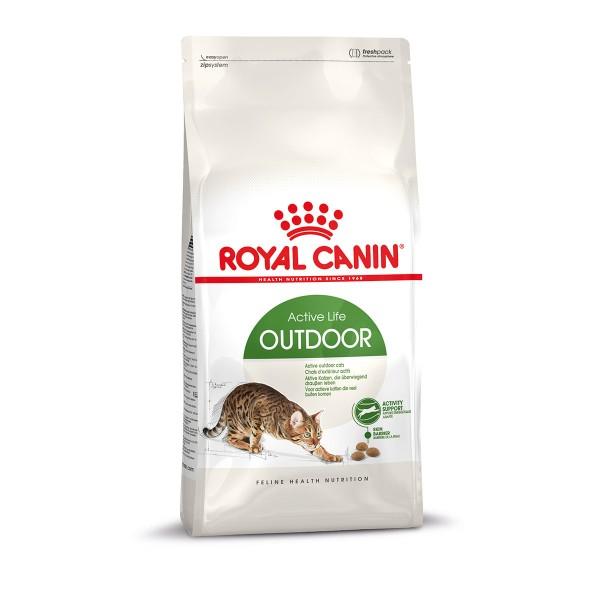 Royal Canin Katzenfutter Outdoor