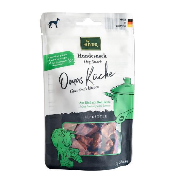 Hunter Hundesnack Lifestyle Omas Küche 70 g