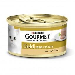 Gourmet Gold Feine Pastete 12x85g