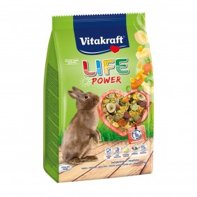 Vitakraft LIFE Power Zwergkaninchen