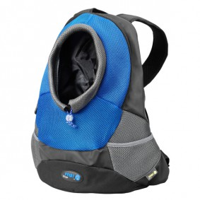 Europet Bernina Crazy Paws Maria Sac à dos pour animal Bleu