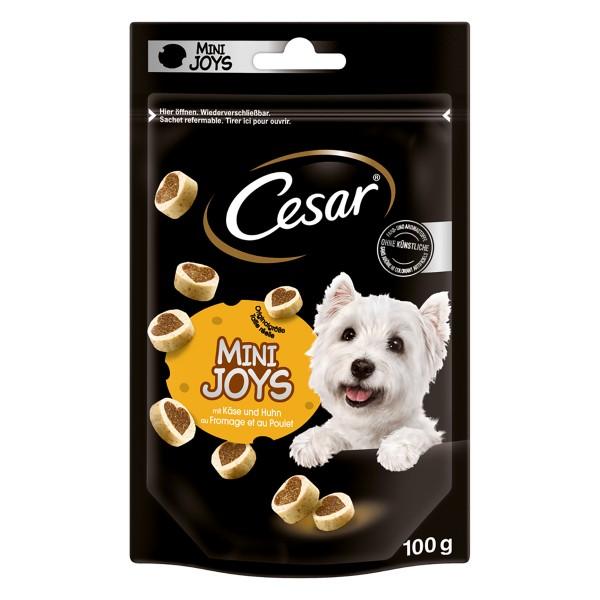 Cesar Mini Joys Käse und Huhn