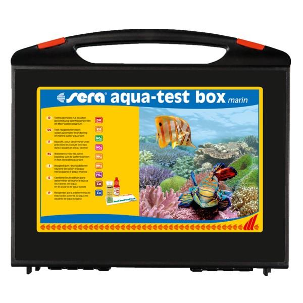Sera aqua-test box marin (+Ca)