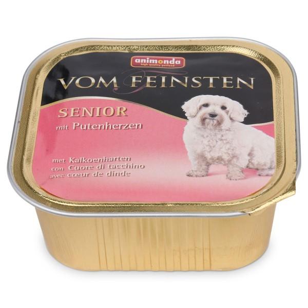 Animonda Hundefutter Vom Feinsten Senior Putenh...