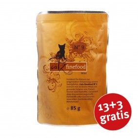 CATZ Finefood - No. 9 Wild