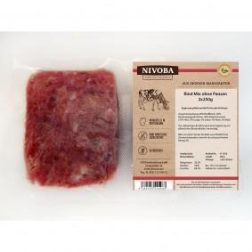 Nivoba Rind Mix ohne Pansen