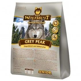Wolfsblut Grey Peak Senior Ziege & Süßkartoffeln