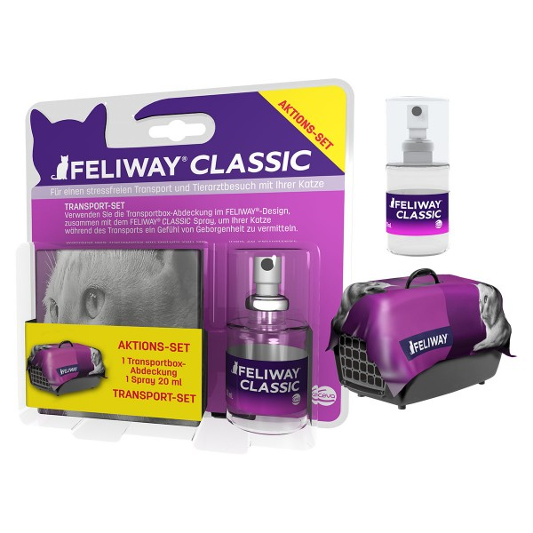 FELIWAY® CLASSIC Transport-Set