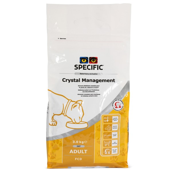Specific Cat FCD Adult Struvite Management 3kg