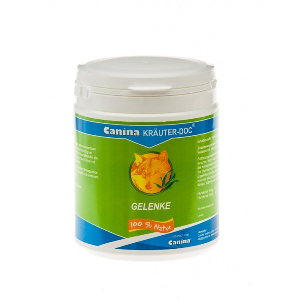 Canina Pharma Canina KRÄUTER-DOC Gelenke 150g
