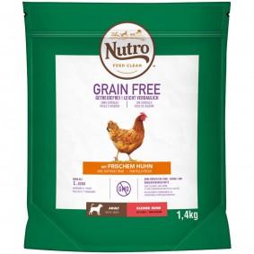 Nutro Grainfree Adult für kleine Hunde Huhn