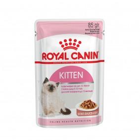 Royal Canin Katzenfutter Gravy Kitten Instinctive in Soße 12x85g