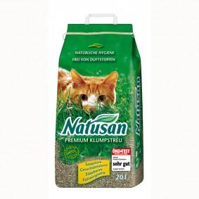 Natusan Premium Litière agglomérante 20 l