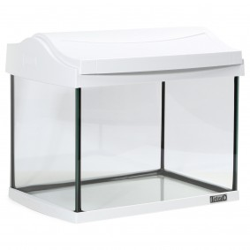 Tetra AquaArt LED Aquarium-Komplett-Set weiß
