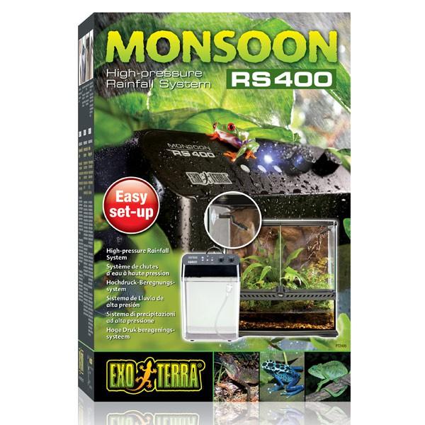 Exo Terra Beregnungssystem Monsoon RS400