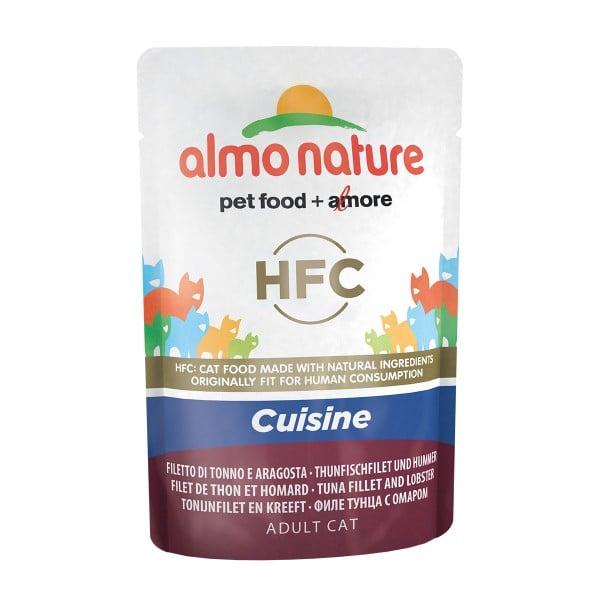 Almo Nature HFC Cuisine Thufischfilet und Hummer