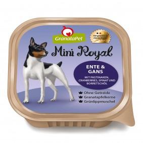 GranataPet Mini Royal s kachnou a husou