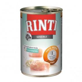 Rinti Hunde-Nassfutter Sensible Huhn und Reis 400g