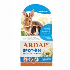 ARDAP Spot-On für Kleintiere 3x0,4ml