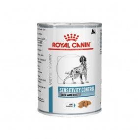 ROYAL CANIN SENSITIVITY CONTROL ENTE MIT REIS Mousse