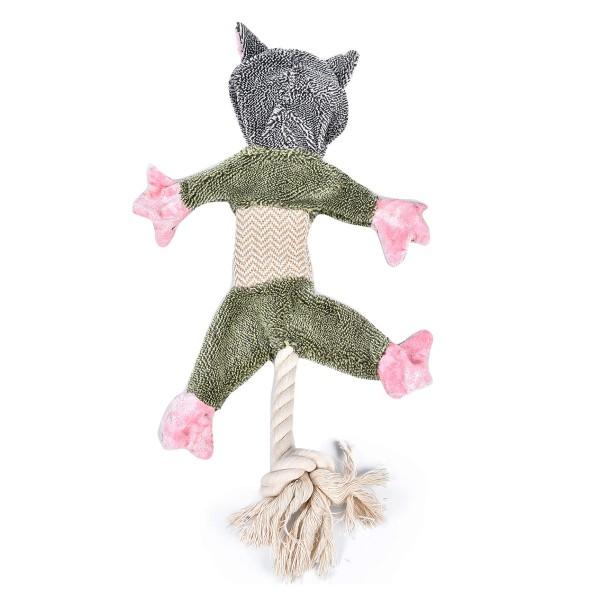Earthy Pawz Holz Hundespielzeug Nager 45×25cm