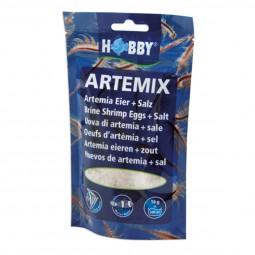 Hobby Artemix, Eier + Salz 195 g für 6 l