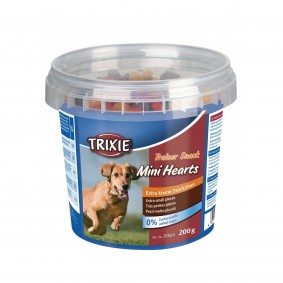 Trixie Trainer Snack Mini Hearts 200g