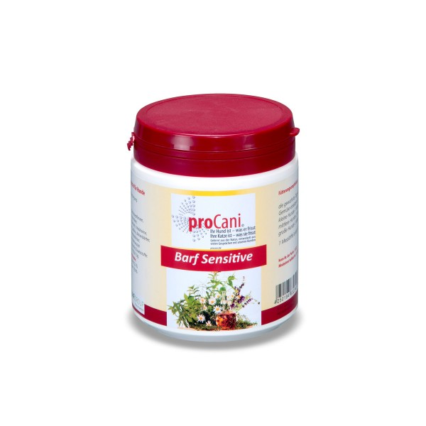 proCani Barf Sensitive Mischung 450g