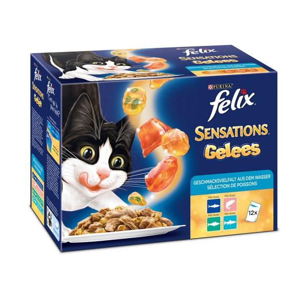 FELIX Sensations Fischauswahl Mix Multipack