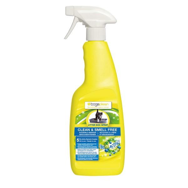 bogaclean Clean & Smell Litter Spray Katze 500 ml