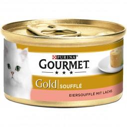 Gourmet Gold Soufflé Lachs