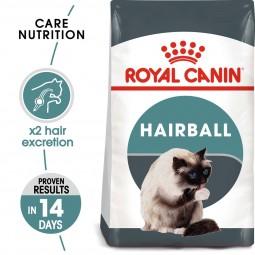 ROYAL CANIN HAIRBALL CARE Trockenfutter 2kg + Nassfutter 12x85g