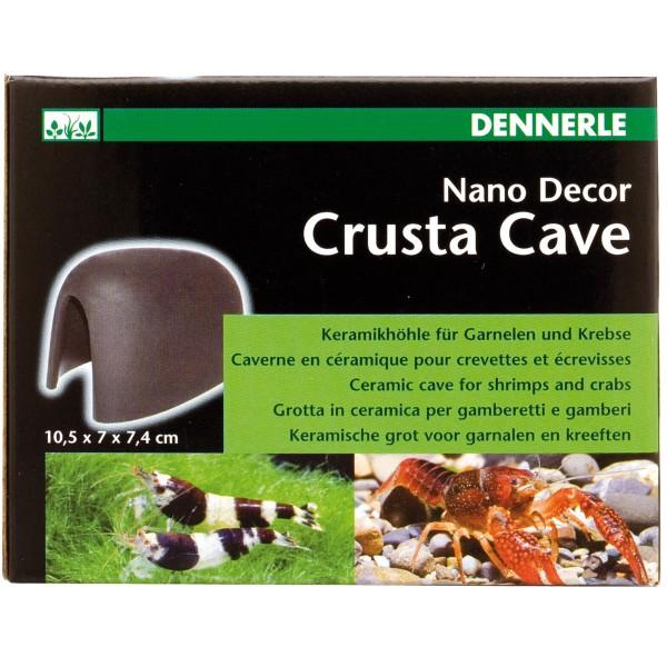 Dennerle Nano Decor Crusta Cave - Muschel offen