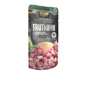 Belcando Truthahn mit Amaranth & Erbsen