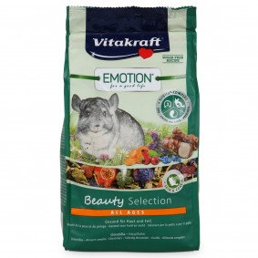 Vitakraft Emotion Beauty Selection Chinchillas 600g