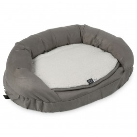 Karlie-Flamingo Hundeliegebett Ortho Bed oval