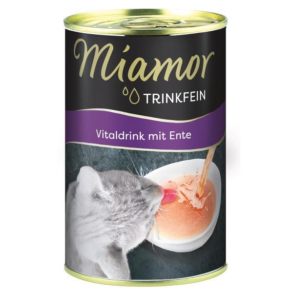 Miamor Trinkfein - Vitaldrink mit Ente